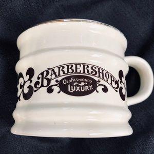 Vintage Barbershop Old Fashioned Shaving Cup EUC